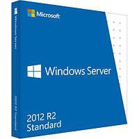 Microsoft Windows Server 2012 Standard R2 x64 Russian 2CPU/2VM (P73-06174) COA