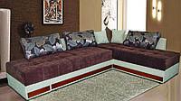 """Угловой диван со спальным местом """"Твикс"""""""