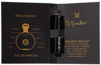 Парфюмированная вода M. Micallef Royal Vintage 1,2 ml (пробник)