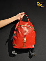 Рюкзак Red Firm Leather 524
