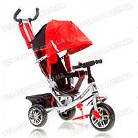 Детский трехколесный велосипед Azimut Trike Lambortrike AIR (с надувными колесами)