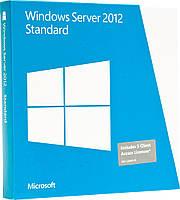 Microsoft Windows Server 2012 Стандарт x64 Russian 2CPU/2VM (P73-05337)