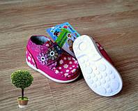 Ортопедические туфли ботинки для девочки 17-20