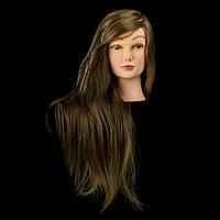 Учебный манекен для причесок 65 - 70 см, темный , фото 1