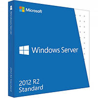 Microsoft Windows Server 2012 HP Std R2 x641-4CPU 5 Clt мультиязычный (748920-421)