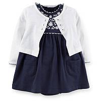 Платье с болеро Carters девочка (121d219)