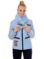 Куртка весенняя для девочек 820-1