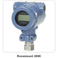 Датчики избыточного и абсолютного давления Rosemount 2088