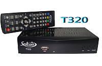 Цифровой эфирный тюнер Satcom T320 HD AC3 DVB-T2