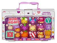 Набор ароматных игрушек NUM NOMS S3 ЛАНЧ-БОКС 10 намов, 2 нома, с аксессуарами (546399)