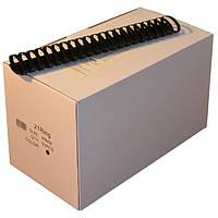 Пружины пластиковые 45 мм белые, 50 шт/уп., 340-410 листов.