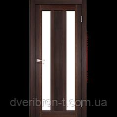 Двери Корфад Napoli NP-01 орех, венге, дуб беленый, дуб грей, дуб марсала