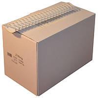 Пружины пластиковые 51 мм белые, 50 шт/уп., 410-500 листов.