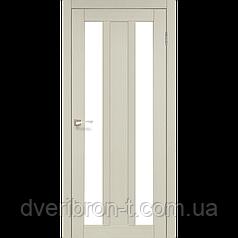 Двери Корфад Napoli NP-01 беленый дуб
