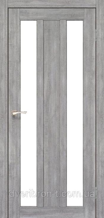 Двери Корфад Napoli NP-01 эш-вайт