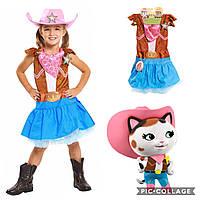 Карнавальный костюм на девочку шериф Келли