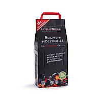 Уголь для гриля Lotusgrill 2,5 Кг (LK-2500)