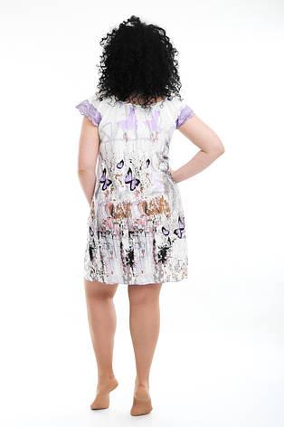 Женская ночная рубашка 96-22, фото 2
