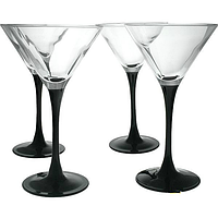 Domino Набор бокалов для мартини 140 мл- 4 шт Luminarc E9486