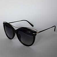 Женские солнцезащитные очки Dior черные