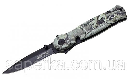 Нож складной для ежедневного ношения со съемной клипсой Grand Way 10179, фото 2