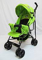 Прогулочная детская коляска-трость Sigma S-A-7C (PN) F. Салатовая.