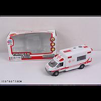 Модель грузовик PLAY SMART спецслужбы 0943/44/45