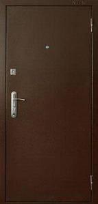Двери входные металлические: Эконом-2