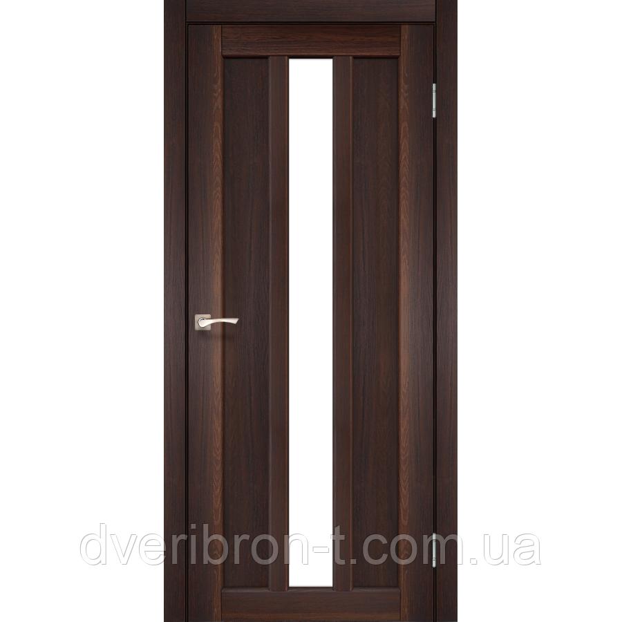 Двери Корфад Napoli NP-03 орех
