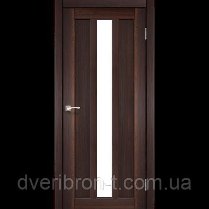 Двери Корфад Napoli NP-03 орех , фото 2