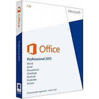 Microsoft Office 2013 Профессиональный плюс SNGL LicSAPk OLP NL Acdmc (269-05584)