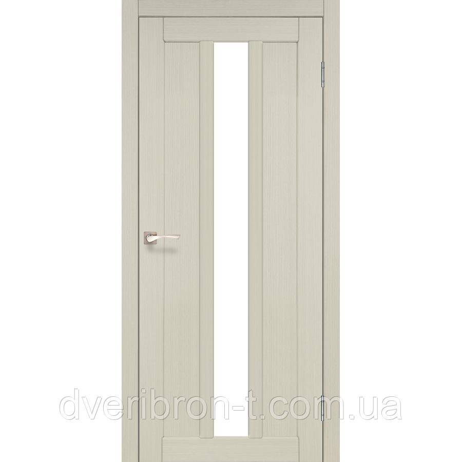 Двери Корфад Napoli NP-03 беленый дуб