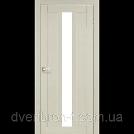 Двери Корфад Napoli NP-03 беленый дуб, фото 2