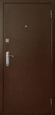 Двери входные металлические: Эконом-3