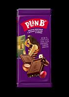 Шоколад План Б фундук изюм