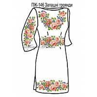 Плаття жіноче №146 запашні троянди