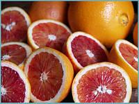 """Апельсин сорт """"Тарокко"""" (Tarocco) 20-25 см."""