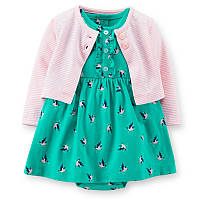 Платье с болеро  Carters девочка (121d211)
