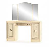Туалетный столик Флорис 130х38х147 см. Клен