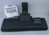 Щетка ковровая универсальная диаметром 35 мм (с колесами), фото 1