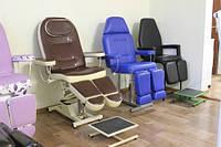 Выбор кресла для педикюра