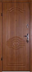 Двери входные металлические: Эконом-4