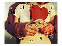 Часы настенные Любовь Все в наших руках