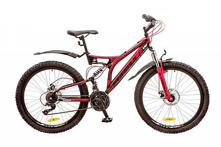 Спортивный горный велосипед Formula Outlander 26 DD, фото 2