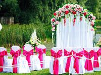 """Оформление. Выездная церемония """"Под ключ"""". Свадебная арка."""
