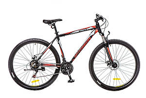 Спортивный алюминиевый велосипед Optima Motion DD 29, фото 2