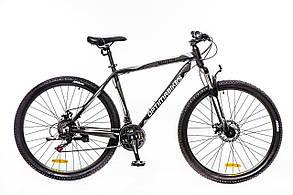 Спортивный алюминиевый велосипед Optima Motion DD 29, фото 3
