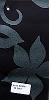 Рулонные шторы Одесса Ткань Rich Чёрный