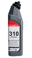 Моющее для унитазов и керамики экстра кислотный 750ml WC CLEAMEN 310