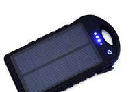 Зарядное устройство на солнечной батарее  Power Bank UKC 28000 mAh (мобильная зарядка), фото 1